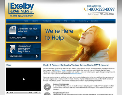 Exelby Website 2013