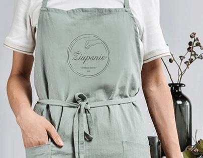 Žiupsnis - Branding