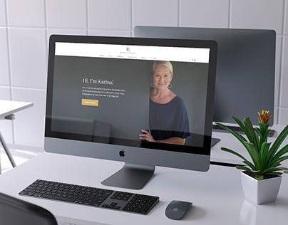 Workshops & Coaching ―Personal Website