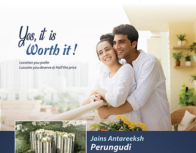 Jain Housing Prints Ad
