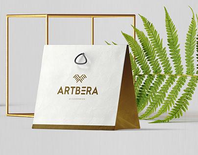 ARTBERA — Brand identity