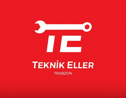 Teknik Eller Trabzon - Kurumsal Kimlik Tasarımı