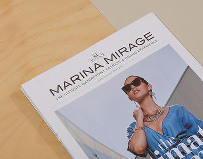 Marina Mirage Mall Brochure