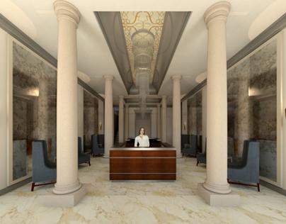 Hospitality Studio - The Propylaea Hotel