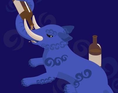 Illustration Friday: Spirit