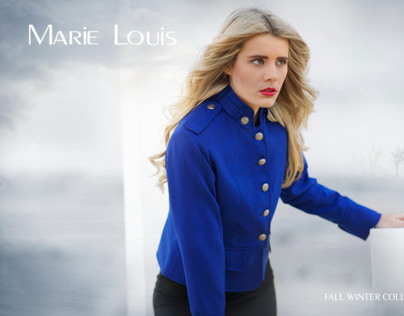 Marie Luois Fall winter 2013/2014