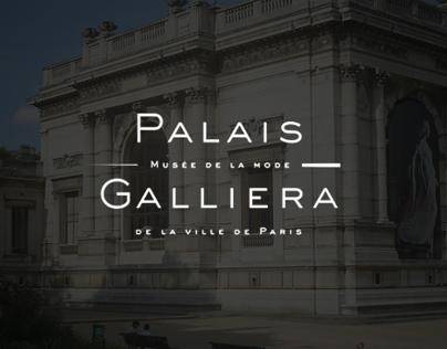 PALAIS GALLIERA - Redesign Concept