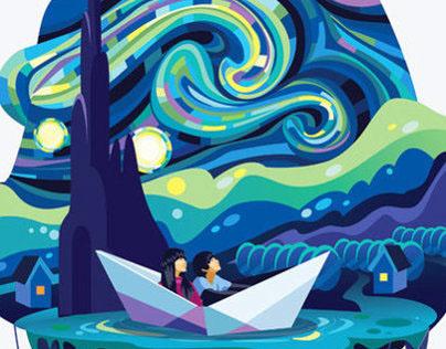 [2013] Starry Starry Night