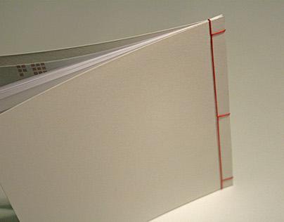 Paper Scissor Book | Book Binding