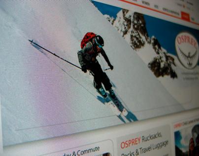 Osprey: Product web page