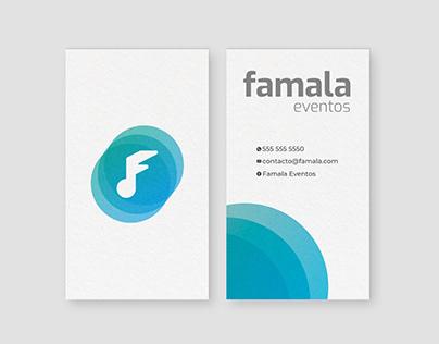 Famala | Branding