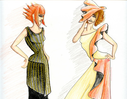 SP13-Fashion Drawing-Midterm