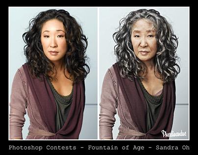 Fountain of Age - Sandra Oh