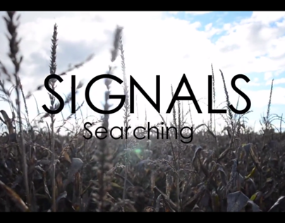 "Signals - ""Searching"" Lyric Video"