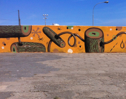 Connecting_art Necochea, Wall 3 of 3
