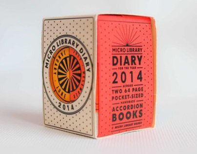 Micro Library Diary 2014