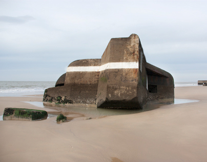 Bunkers remains