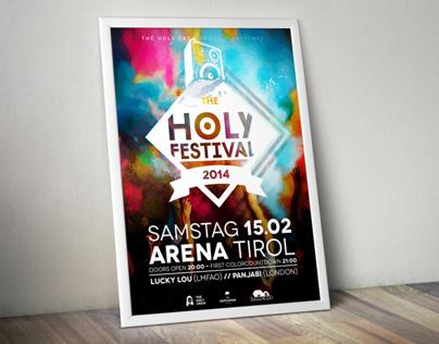 Holy Festival I Print Campaign