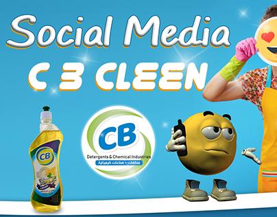 social media CB Clean vol 1