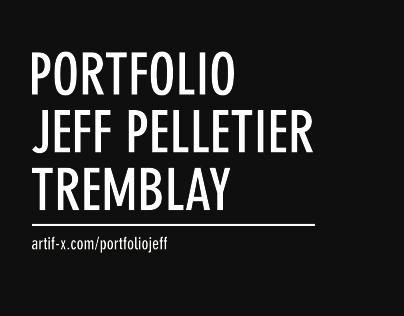 Personnal Portfolio / CV