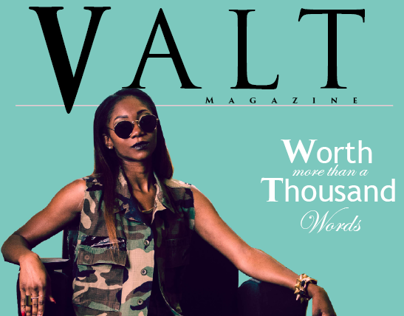 Valt Magazine Production