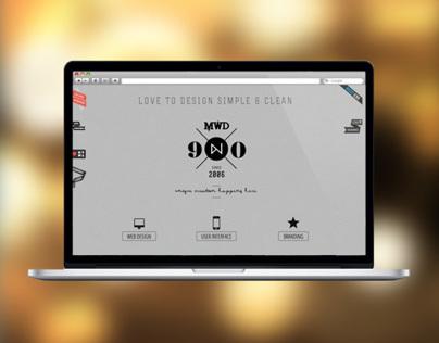 Myanmar Web UI UX Designer 2013