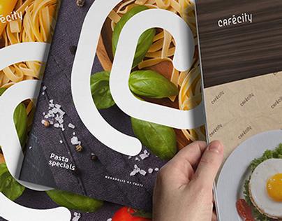 CafeCity - Rebranding