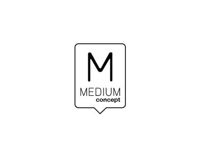 Medium WP Theme Logo Design