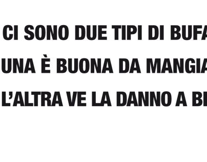 """Consorzio Mozzarella Bufala - """"Two kinds of trick"""""""