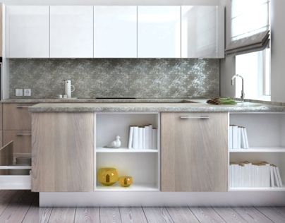The fusion kitchen concept for EVISA