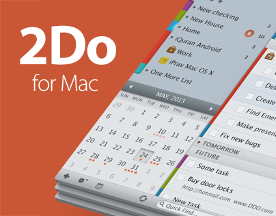 2Do Application Design