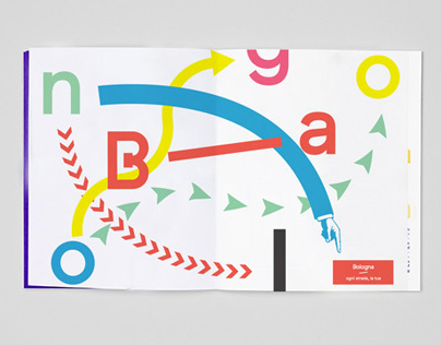 Bologna City Branding — Rejected Proposal