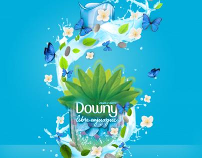 Downy Social Media