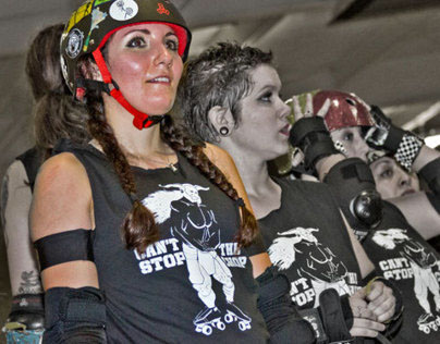 Richland County Regulators Roller Derby