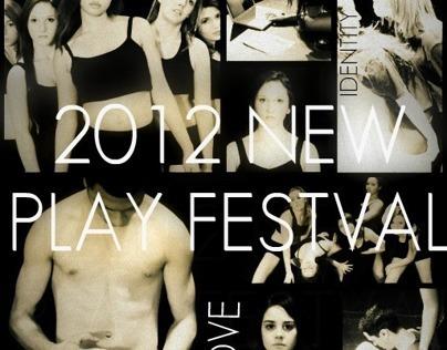 2012 New Play Festival