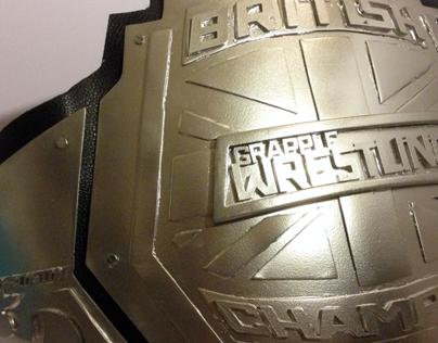 Grapple Wrestling British Title.