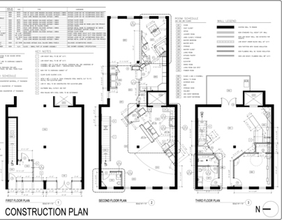 Construction Documents   Residential Design