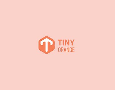 Tiny Orange   Branding