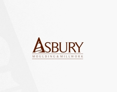 Asbury logo and corporate identity