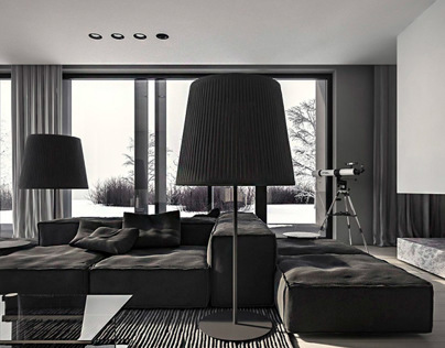 Q House Interior Design On Behance