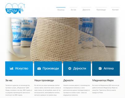Medicaplus - medical supplies website