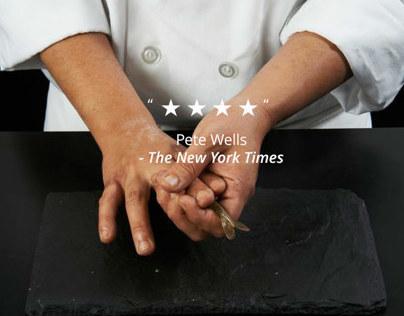 Sushi Nakazawa | New York CIty