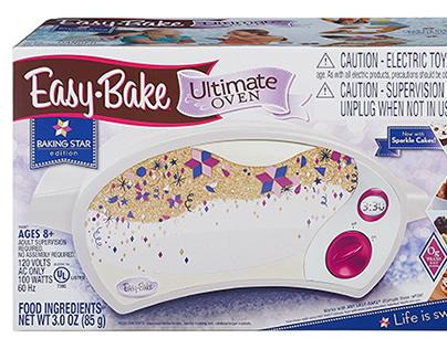 Hasbro Easy-Bake Ultimate Oven - Baking Star Edition