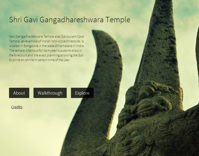Digital Documentation of a Cave Temple