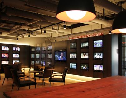 CJ  E&M WORLD MEDIA CENTER