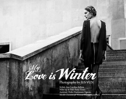 My Love is Winter