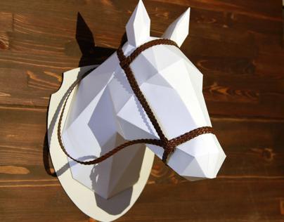 My horse hopes