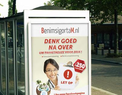 Marketing Campaign BenimsigortaM Health Insurance