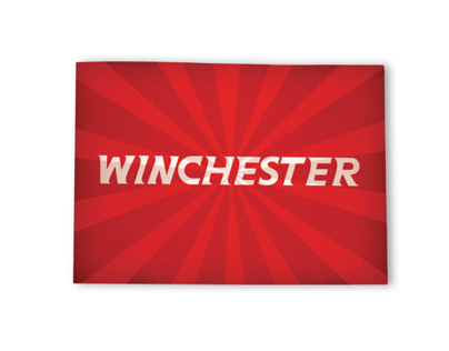 Winchester Typeface