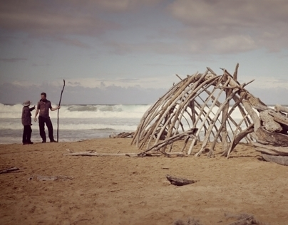 Exploring Land Art: Natures Valley, South Africa